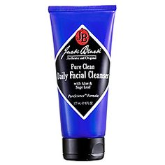 Jack Black. Pure Clean Daily Facial Cleanser.