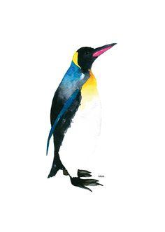 Penguin by Rena Ortega