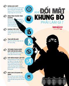 7 điều cần làm khi chẳng may gặp... khủng bố