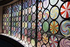 vintage venini windows