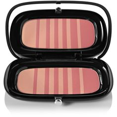 Marc Jacobs Beauty Air Blush Soft Glow Duo - Lines & Last Night 502 found on Polyvore featuring beauty products, makeup, cheek makeup, blush, coral, marc jacobs blush, marc jacobs and creamy blush