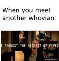 [ Whovians be like ]