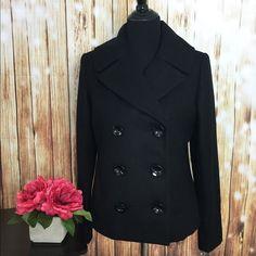 SALE Brand New Merona Coat  Brand new, still with tags short Merona Coat Merona Jackets & Coats Pea Coats