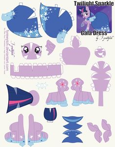 Twilight Sparkle Dress Print by FyreWytch.deviantart.com on @deviantART
