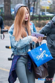 All of Girl's day have awesome style, Sojin