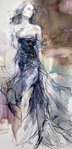 Нет у Женщины возраста... | Anna Razumovskaya (любимое,часть 7.). Обсуждение на LiveInternet - Российский Сервис Онлайн-Дневников #drawing