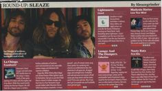 Another BLAST! NASTY RATZ in Classic Rock Magazine . Thank you so much for a quick review!