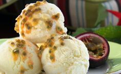 Sorvete caseiro de limão siciliano com gengibre - Receitas - GNT