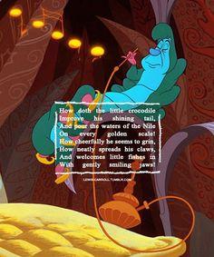 Alice in Wonderland ☮ * ° ♥ ˚ℒℴѵℯ cjf Alice In Wonderland 1951, Alice And Wonderland Quotes, Adventures In Wonderland, Wonderland Party, Disney Magic, Disney Art, Disney Movies, Alice Disney, Disney Stuff