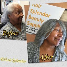 Yes! We style your hair at our local boutique. Customer in pic chose a full sewin. Trending hair options online at Hairsplendor.com Hair A, Your Hair, Before After Hair, Beauty Supply, Hair Trends, Hair Beauty, Boutique, Style, Swag