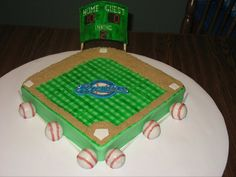 Brewers cake