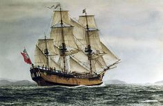 Cook's 'Endeavour'