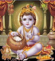 Image result for krishna birthday