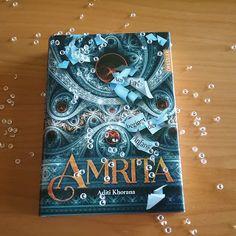 SandrasBookcorner - Buchtipps für Jugendbücher : Amrita - Am Ende beginnt der Anfang