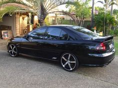 Holden Commodore SS VY