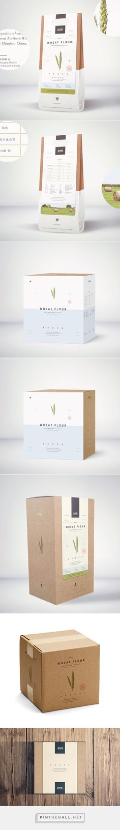 Great Northern Wilderness - Organic Flour Packaging