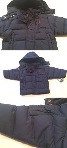 752990b5cf6c Outerwear 147324  New  165 Polo Ralph Lauren 6 Months Down Filled ...