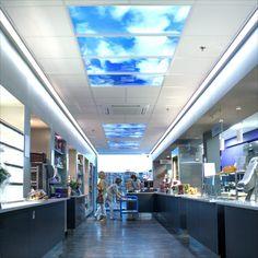LumiSky Lichtdecke LED   Mall
