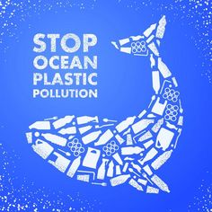 View top-quality illustrations of Stop Ocean Plastic Pollution Ecological Poster Whale Composed Of White Plastic Waste Bag Bottle On Blue Background. Find premium, high-resolution illustrative art at Getty Images. Environmental Posters, Environmental Science, Ocean Pollution, Plastic Pollution, Ecology Design, Save Our Oceans, Stock Image, Animal Posters, Quote Backgrounds