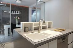 #danadragoi #design #interiordesign #interiordesignideas #tenerife #santacruz #canarias #canaryislands #kitchen #kitchendesign Chen, Interiordesign, Sink, Home Decor, Santa Cruz, Sink Tops, Vessel Sink, Decoration Home, Room Decor