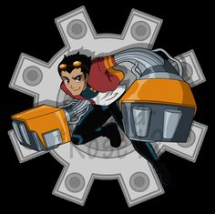 DeviantArt: More Artists Like Generator Rex by danielsingzon