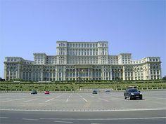 Palais du Parlement-Bucarest