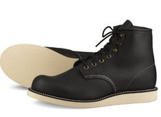 Red Wing Shoes - ROVER Black Boots - $269.99
