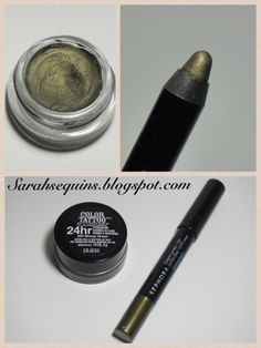 Sarah Sequins: Sephora 12hr Waterproof Eyeliner Dupes