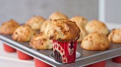 Healthy Banana Nut Muffins Recipe