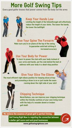 More #golfswing Tips