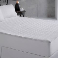 Perfect FitPlush Memory Foam Mattress Pad - 447-250-12-11-023-01