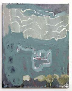 Karl Bielik Pram [2010] Oil on canvas (500 mm x 400 mm)
