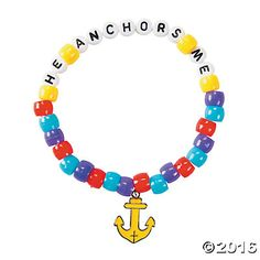 Under the Sea Beaded Bracelet Craft Kit