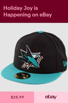9f68bed2b28 Hats Clothing Shoes   Accessories  ebay. Landon Licciardone · San Jose  Sharks Hats · NHL Detroit Redwings Basic Black ...