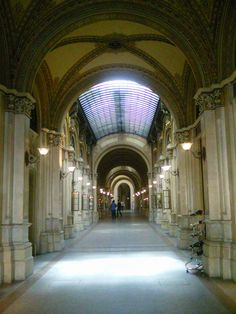 Vienna arcade. Our tips on what to do in Vienna…