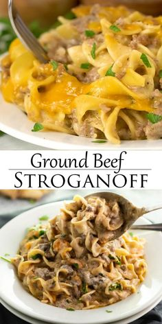 Meat Recipes For Dinner, Dinner Healthy, Keto Dinner, Dessert Recipes, Healthy Soup, Dinner With Ground Beef, Easy Casserole Recipes, Casserole Dishes, Quick Meals