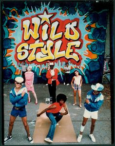 TRUE Skool finishes its '10 Films for 10 Years' series with the classic 'Wildstyle'