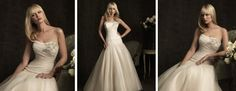 Style of the Week: Allure Bridals Style 8914