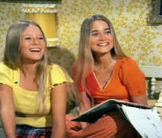 Marcia and Jan