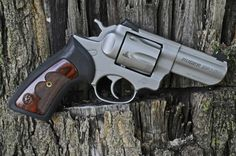 Ruger GP100 Wiley Clapp .357