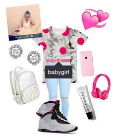 """😚😚"" by guccixmya on Polyvore featuring Gucci, Apple, Bari Lynn, Mark Broumand and Bobbi Brown Cosmetics"