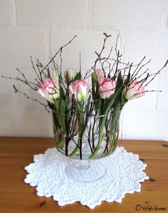 Most up-to-date Cost-Free Windlicht mit Tulpen Popular Among the most beautiful and sophisticated types of plants, we carefully picked the corresponding ty Easter Flowers, Tulips Flowers, Fresh Flowers, Spring Flowers, Flower Pots, Beautiful Flowers, Arrangements Ikebana, Floral Arrangements, Deco Floral