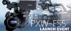 Sony + AbelCine: Sony FS5 Launch Event – New York, USA, at No Cost, October 20, 2015