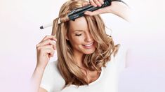hair styling Hair Styling Trendz Salon and Color Bar Laser Hair Removal, Aloe Vera Gel, Curled Hairstyles, Curls, Hair Care, Stylists, Hair Styles, Beauty, Curling Iron