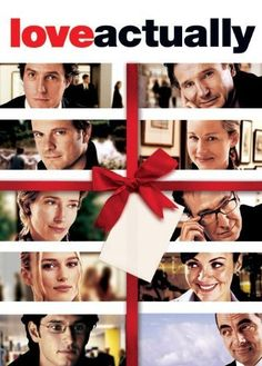 perfect holiday flick: love actually...