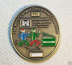 2007-MOGA-Antique-Silver-Finish-New-Unactivated-Geocoin