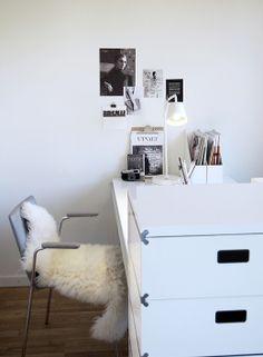 STIL INSPIRATION - white workspace