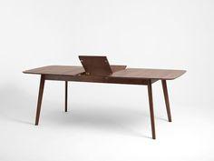 Stół rozkładany Mete orzech