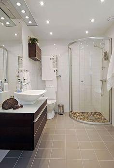 Swedish Inspiration – White Apartment in Goteborg