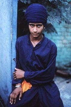 Amritsar, India  1996  Steve McCurry